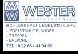 Edelstahlbau Wester